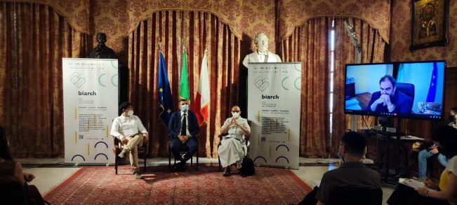 presentato biarch - bari International archifestival