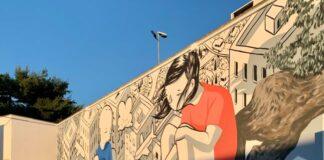 tedxputignano - murales millo
