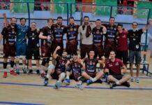 volley club grottaglie, promozione in serie b