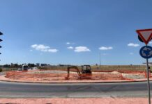 al via i lavori di sistemazione a verde di due rotatorie a cura di aeroporti di puglia