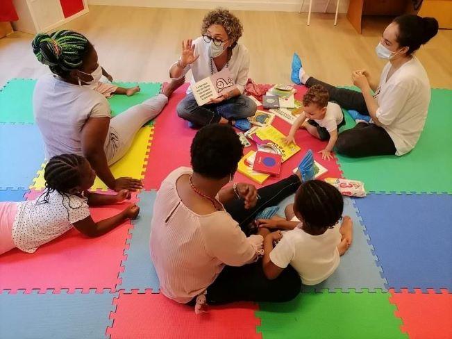 al via le attività del progetto del welfare parole a colori
