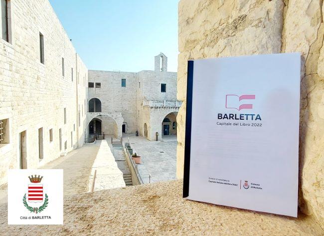 barletta si candida a capitale italiana del libro 2022