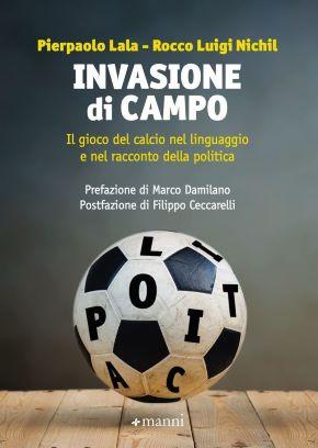 copertina 'invasione di campo'