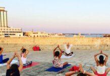 meditazione mediterranea castello di gallipoli