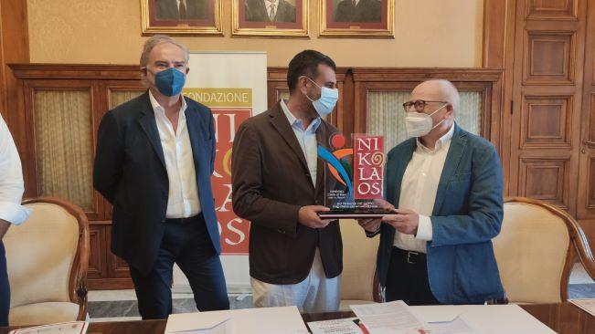 presentata la sesta edizione del premio nikolaos dello sport