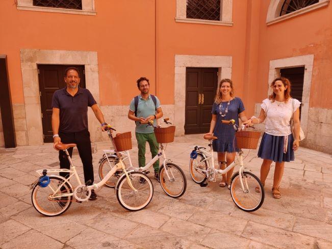 presentata l'iniziativa diario di una bicicletta