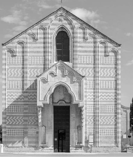 biarch sezione architetture religiose brindisi santa maria del casale