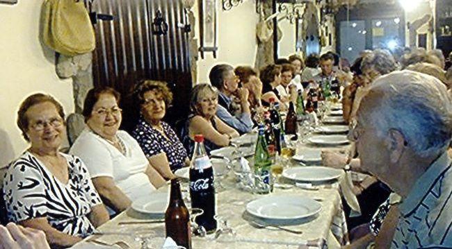 cena auser anni passati
