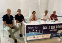conferenza stampa jdc presentazione 'ketos per la blue economy'