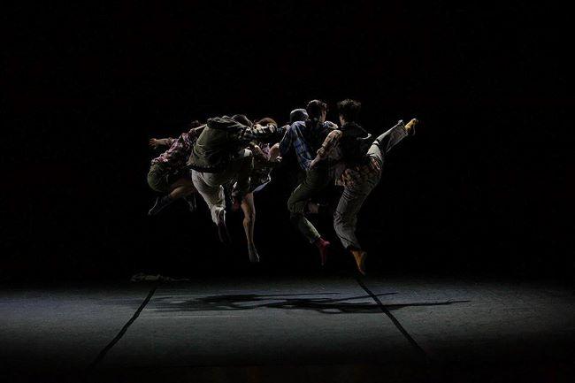 confini disumani-equilibrio dinamico dance company
