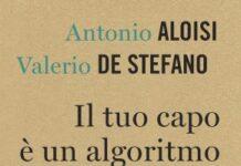 copertina libro 'il tuo capo è un algoritmo'