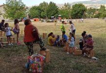 giochi e musica al parco san mauro
