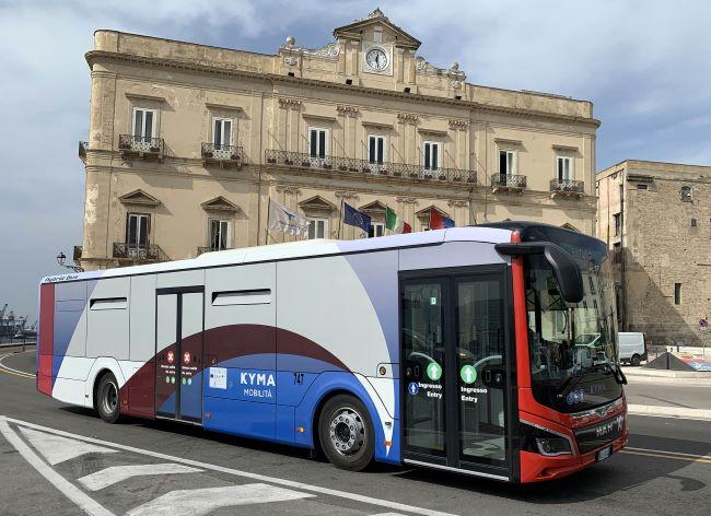 kyma mobilità autobus man e palazzo città ld