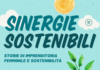 locandina sinergie sostenibili