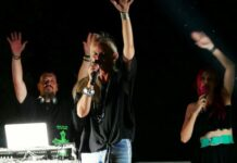 nathalie aarts show live in puglia