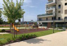 nella disponibilità del comune la nuova piazza verde attrezzata nelle vicinanze di via mazzitelli