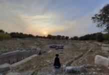 parco archeologico rudiae - taotor