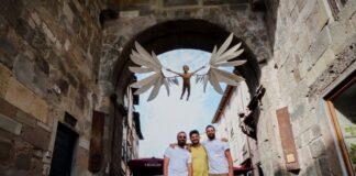 putignano alla biennale di carta - team italia