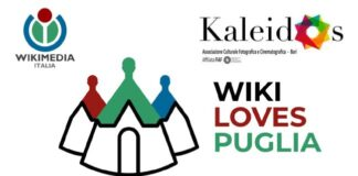 banner wiki loves puglia wikimedia italia kaleidos bari