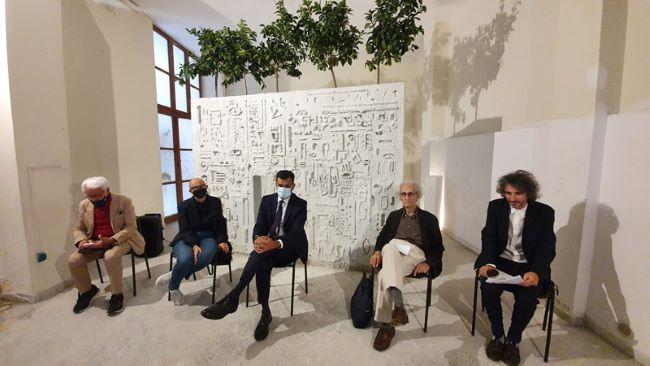 biarch 2021, monumento al libro - la conferenza stampa