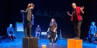 impro free form - spettacolo di improvvisazione teatrale