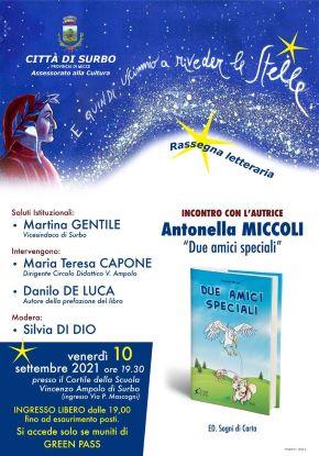 locandina antonella miccoli 10 settembre