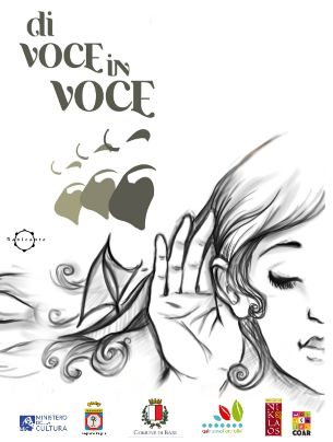 locandina festival di voce in voce