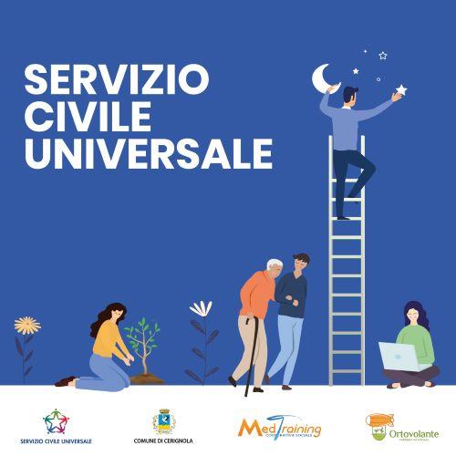 locandina servizio civile universale