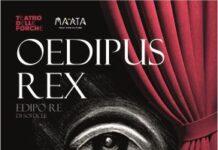oedipus rex locandina