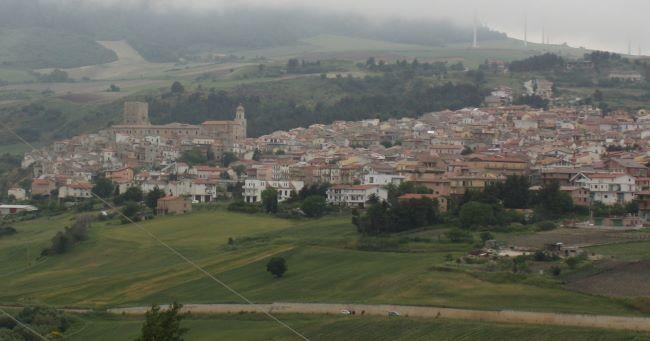 pietramontecorvino (il paese)