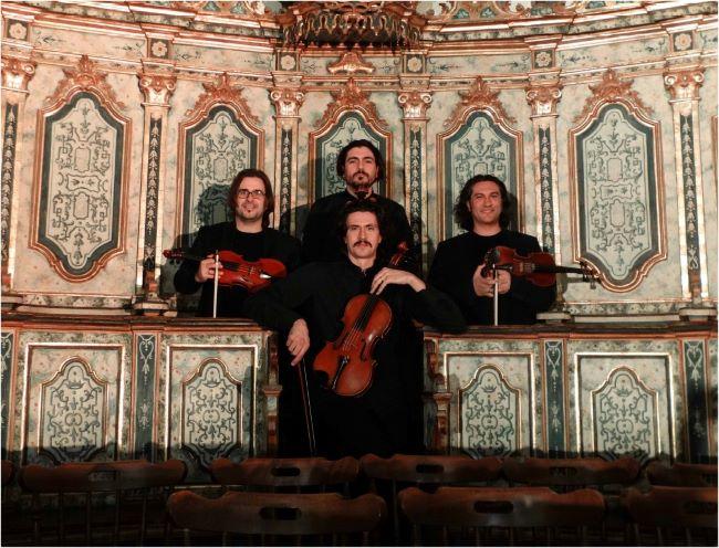 quartetto alkemia