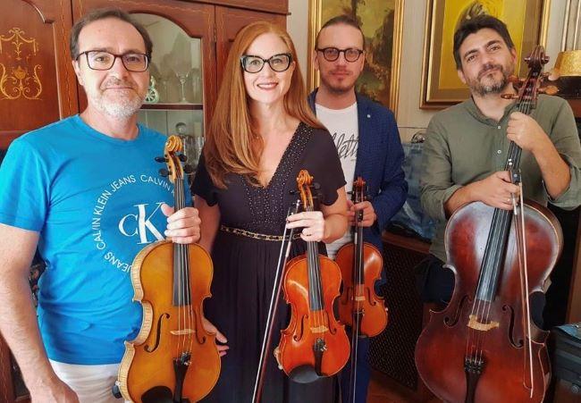 quartetto talos