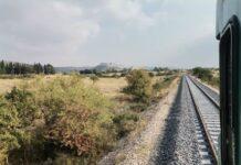 rete ferroviaria barletta - spinazzola