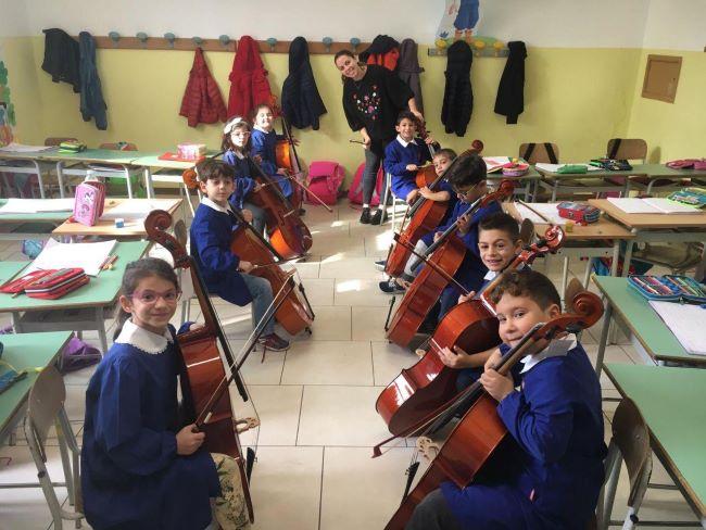 sma bambini violoncello