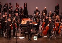 carmine padula e l'orchestra suoni del sud