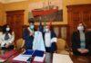 cerimonia di giuramento per la cittadinanza italiana conferita dal presidente della repubblica a festim thartori