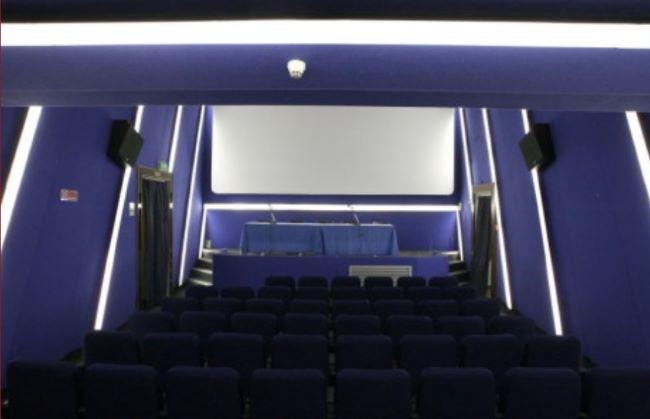 cinema abc di bari (interni)