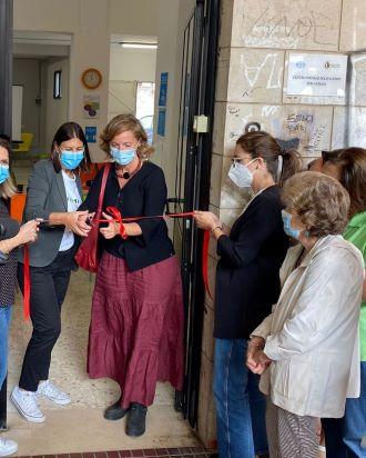 inaugurata la nuova sede del centro sociale polivalente per anziani di bari
