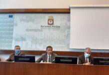 protocollo il tavolo della conferenza in regione