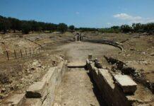 rudiae, anfiteatro